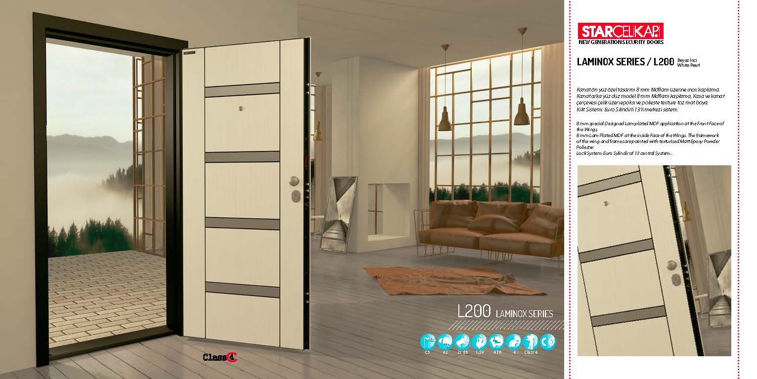 Входните врати Борман – добра защита за жилището